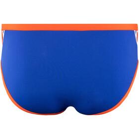 arena Team Stripe Bas de maillot de bain Homme, neon blue/nectarine